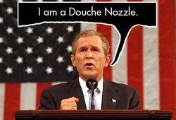 Bush-douche-nozzle