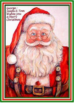 A_Santa_for_George_