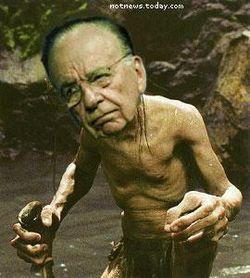 Murdoch golum 2