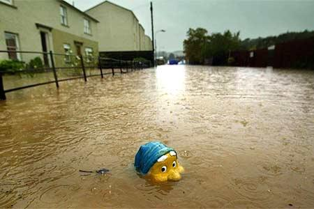 Drowning gnome 2