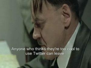 Hitler-twitter