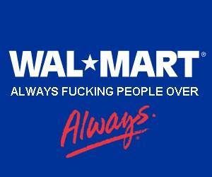 Image result for fuck walmart
