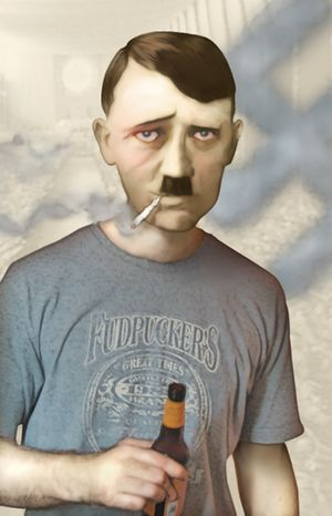 Buddy_Hitler_by_BoKaier