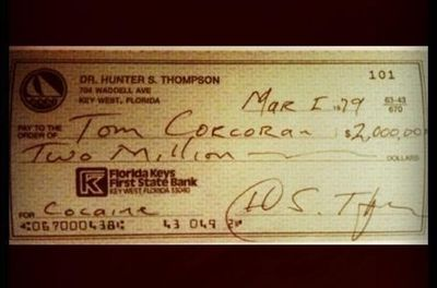 Hunter-s-thompson-2-million-dollar-check-cocaine