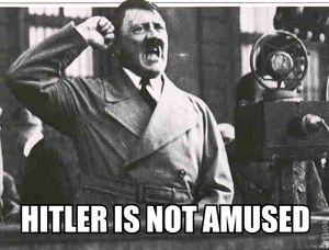 Hitler-is-not-amused