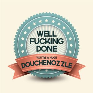 DouchenozzleBadge