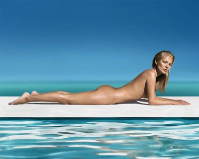 Kate Moss for St.Tropez (1)