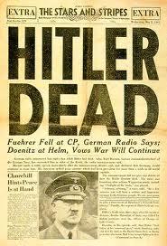 Dead hitler