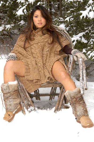 Sexy-eskimo-girl