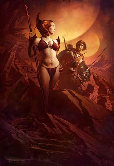 A-Princess-of-Mars