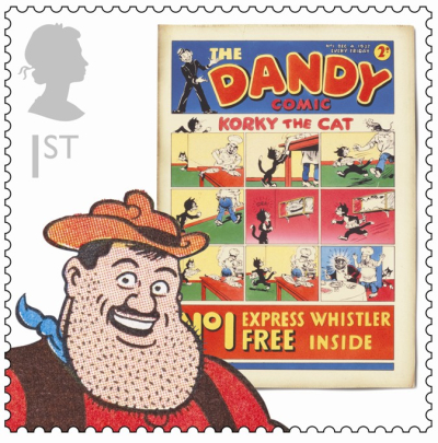 The_Dandy_Comic_stamp,_issued_by_the_Royal_Mail