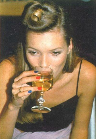Kate-drinking