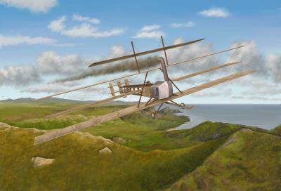Final steam plane