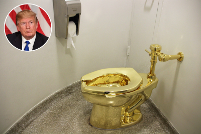 Trump-toilet