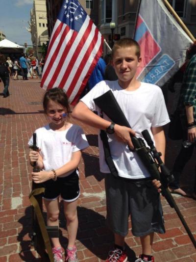 Gun-kids