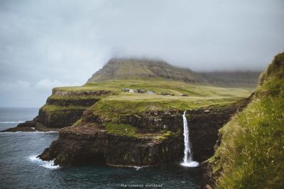 The+Common+Wanderer_+Mulafossur+waterfall