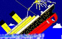 Titanicsinking