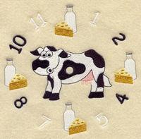 Cow_clock